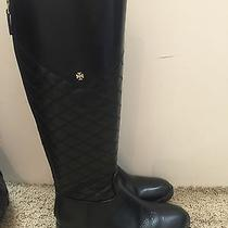 Tory Burch Tall Boots Photo