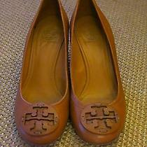Tory Burch Tan Wedge 8.5  Photo