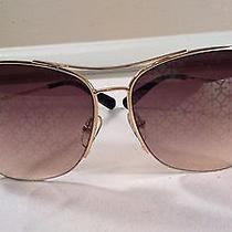 Tory Burch Ty6020 106/84 Havana Sunglasses - Size 62-14 135 2n Photo