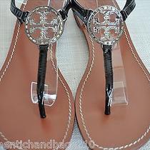 Tory Burch Violet Thong Sandal Size 7 Photo