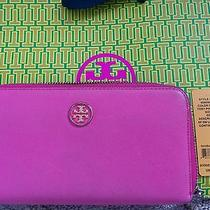 Tory Burch Wallet Pink Photo