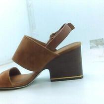 Tory Burch Women's Shoes Heels & Pumps Brown Size 7.5 Tsjs Photo