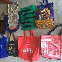 Tote Bags Lot 8 Lululemon Container Store Urban Outfitters Whole Foods Elfa Etc Photo