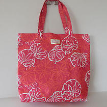 Tote by Lilly Pulitzer for Estee Lauder - Bright Colors - Large  Photo