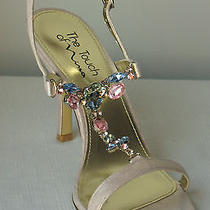 Touch of Nina Gayna1 Dress Sandals    Color Blush   Size 10 Photo