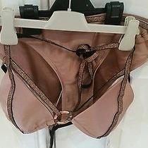 Towie Inspired - Bikini Bronze/rose Gold/dark Blush Size 14 Photo