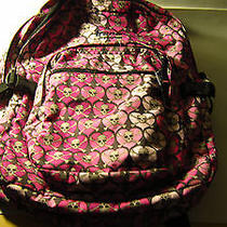 Trans by Jansport Backpack Skulls & Crossbones Pink/black Photo