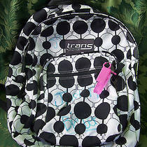 Trans by Jansport Backpak Youth Child Hiking Biking Walking Computer  Photo