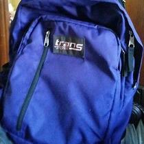 Trans by Jansport Megahertz Purple Backpack Laptop Bag Photo