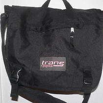 Trans Fly Black Laptop Messenger Bag by Jansport  Photo