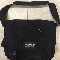 Trans Fly Laptop Computer Messenger Bag Black by Jansport Free Shipping Photo