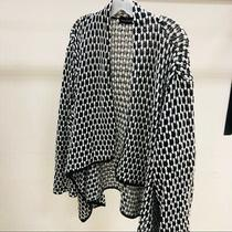 Travel Elements Cardigan Sweater Size L Photo
