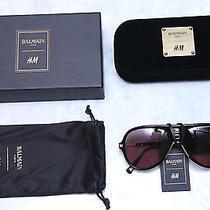Trendy Balmain X h&m Sunglasses Photo