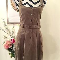 Trendy Forever 21 Buckle Belted Dress Photo