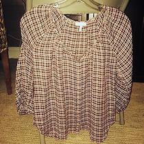 Trendy Joie Plaid Shirt Size Xs Photo