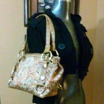 Trendy Kathy Van Zeeland Pasley Shoulder Bag Handbag Euc Photo