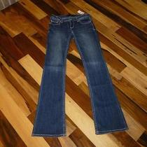 Trendy New Express 2l 2 Long Stella Boot Low Rise Jeans 2 L Photo