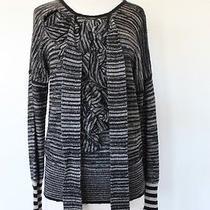 Trendy Sonia Rykiel Striped Sweater Photo