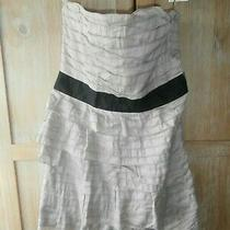 Trendy & Stylish New Reiss Dress Size 12 Rrp 169 Photo