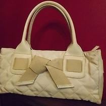 Trendy Sydney Love Hobo/handbag Beige Quilted Fabric Photo