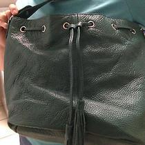 Trendy Turquois Leather Hobo Handbag Photo