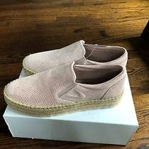 Tretorn Emilia Blush 7.5 Espadrille Sneaker Ortholite New in Box Photo
