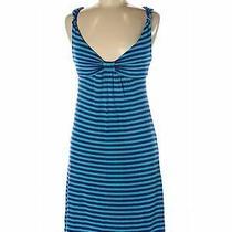 Trina Trina Turk Women Blue Casual Dress S Photo