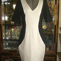 Trina Turk Black and White Dress 6 Photo