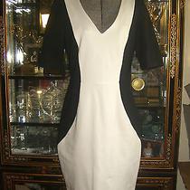 Trina Turk Black and White Dress 6 Photo