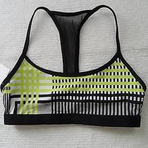 Trina Turk Recreation Stripe Racerback Sports Bra Multicolor Size M-62.00 Photo