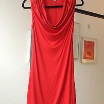 Trina Turk Red Dress Size 4 Photo