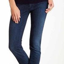 Trina Turk Suki Slimming Jeans Indigo Size 6 Gently Worn Photo