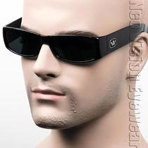 Triple Crown Loc Og Gangster Sunglasses Super Dark Lenses Black Melee Photo