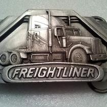 Truck Belt Buckle 1991 Freightliner Tonkin Inc. Photo