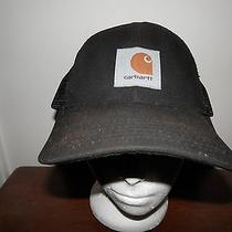 Trucker Hat Baseball Cap Carhartt Unique Rare Retro Snapback Vintage Photo