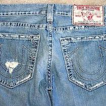 True Religion Authentic Men Jeans Section Bobby Big T Size Row 34 Seat 33 Photo