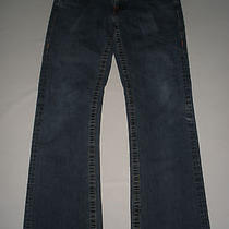 True Religion Billy Jeans Size 34x33  Sale Rare Made in Usa Unique Photo