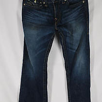 True Religion Billy Mens Jeans Authentic Size 34 Waste 33 Inseam Like New 300 Photo