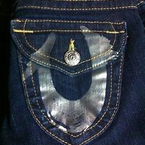 True Religion Billy Skinny Jeans Painted N W O T Photo