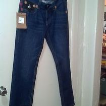 True Religion Blue Jeans Photo