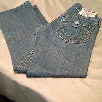 True Religion Brand Jeans Section Billy Row 28 Seat 34 New Without Tags  Photo