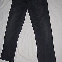 True Religion Disco Becky Big T  Seat  Black Size 29 Photo