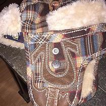 True Religion Fur Mail Man Winter Hat Photo