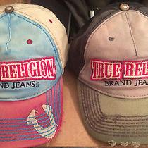 True Religion Hat (2 Caps for 1 Price) Photo