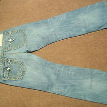 True Religion Jeans Billy Big T Row 34 Seat 33 Photo