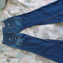 True Religion Jeans Joey  Mens Row 32 Seat 30 Distressed Look Photo