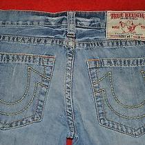 True Religion Jeans Men Denim Name Brand Clothing Style Fashion Photo