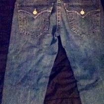 True Religion Jeans Size Ricky Row 29 Seat 33  Photo