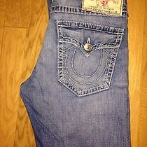 True Religion Joey Big T Men's Jeans Size 36 / Row 36 Seat 33 Photo