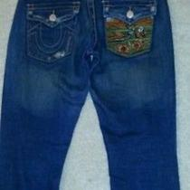 True Religion Joey Jeans Row 27 Seat 33 Photo